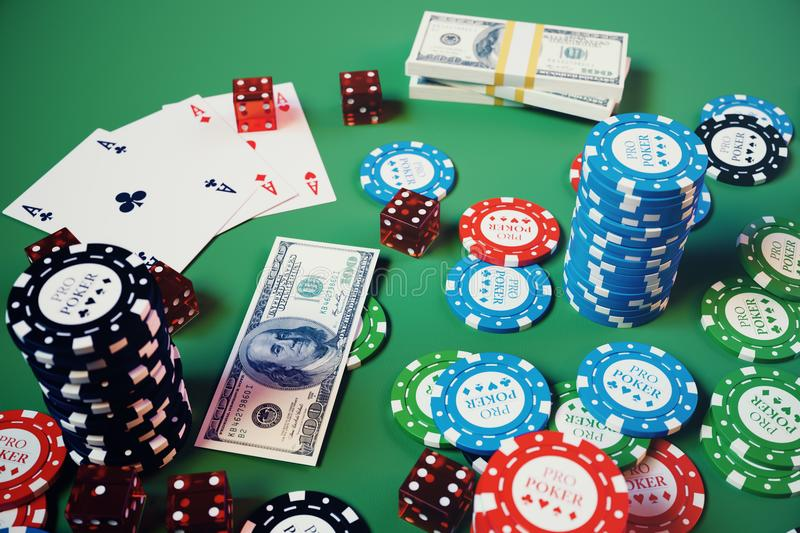 A Startling Truth About Casino Uncovered