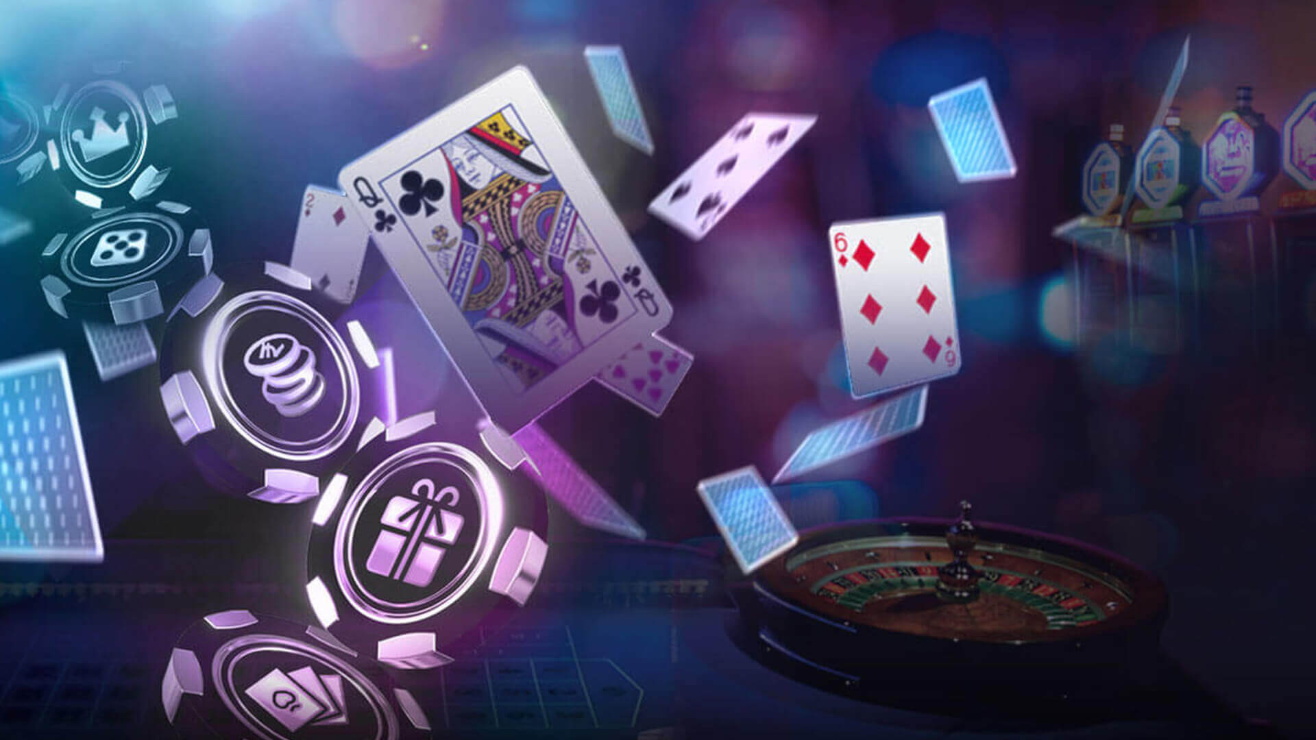 Steps To Casino Of Your Goals