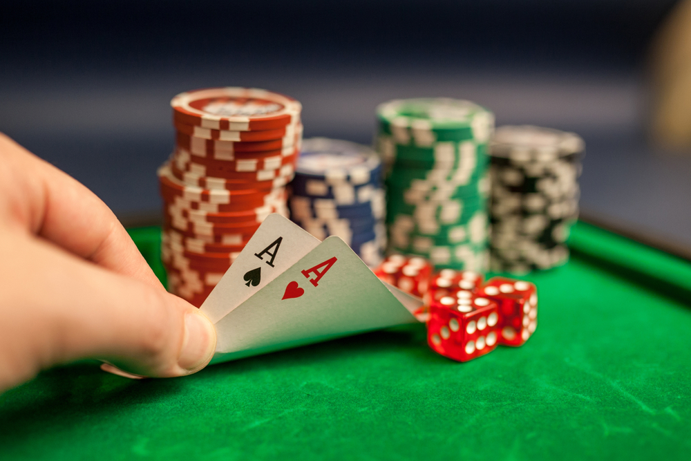 The One-Second Trick For Gambling