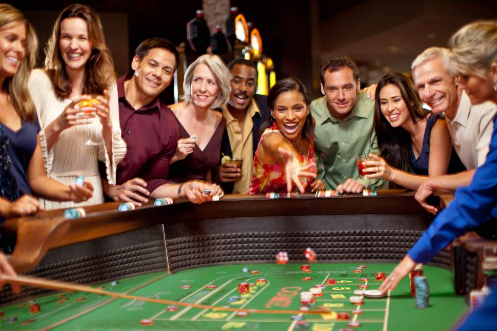 Some Folks Excel At Casino Game, And A Few Do Not